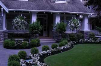 Дизайн двора частного дома – 180 фото идей и правил оформления двора частного дома